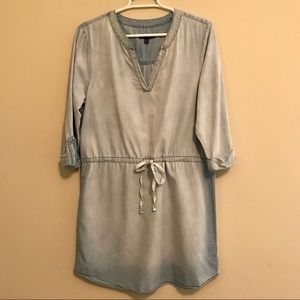 As U Wish chambray style dress